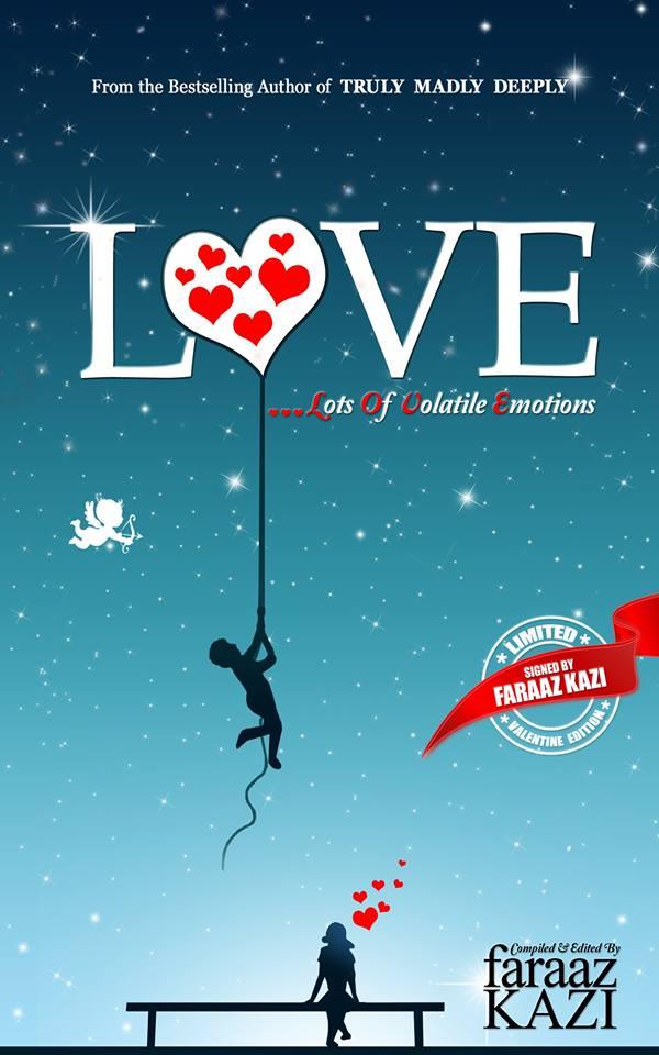 Cover of LOVE by Faraaz Kazi