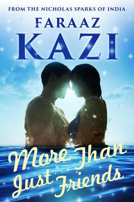 Cover of More Than Just Friends by Faraaz Kazi