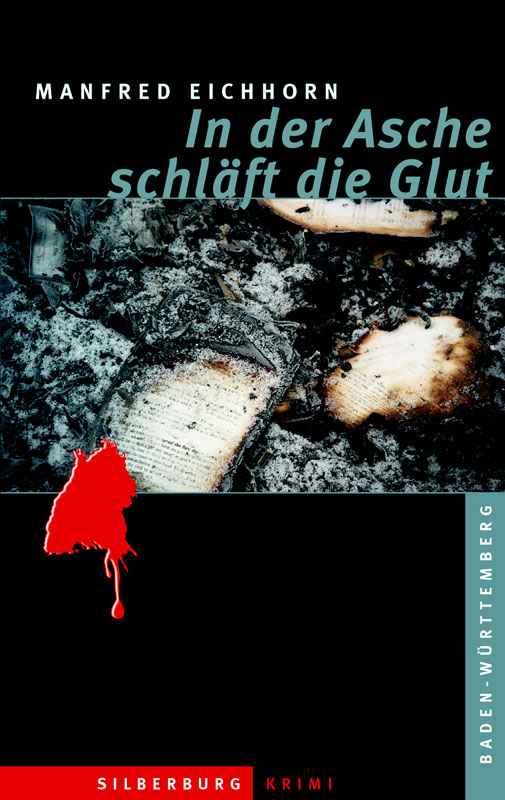 Cover of In der Asche schläft die Glut by Manfred Eichhorn