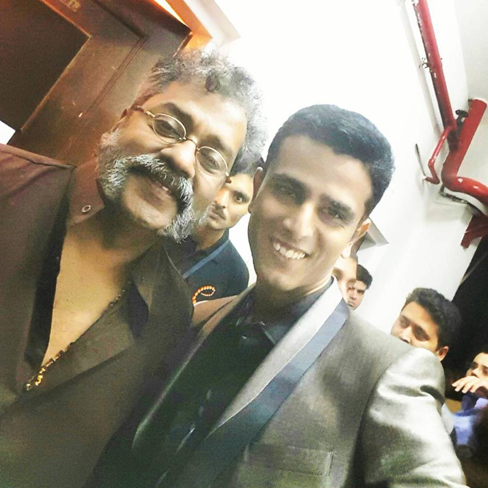 Photo of Hariharan and Faraaz Kazi