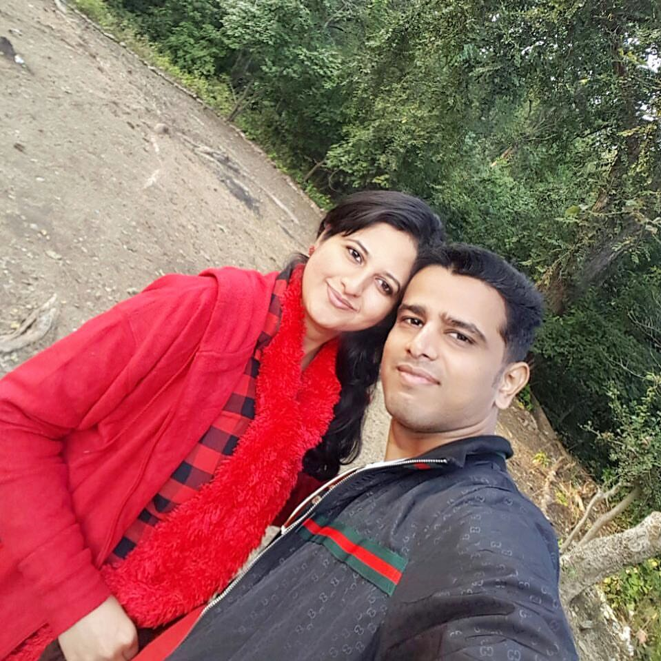 At Jim Corbett National Park