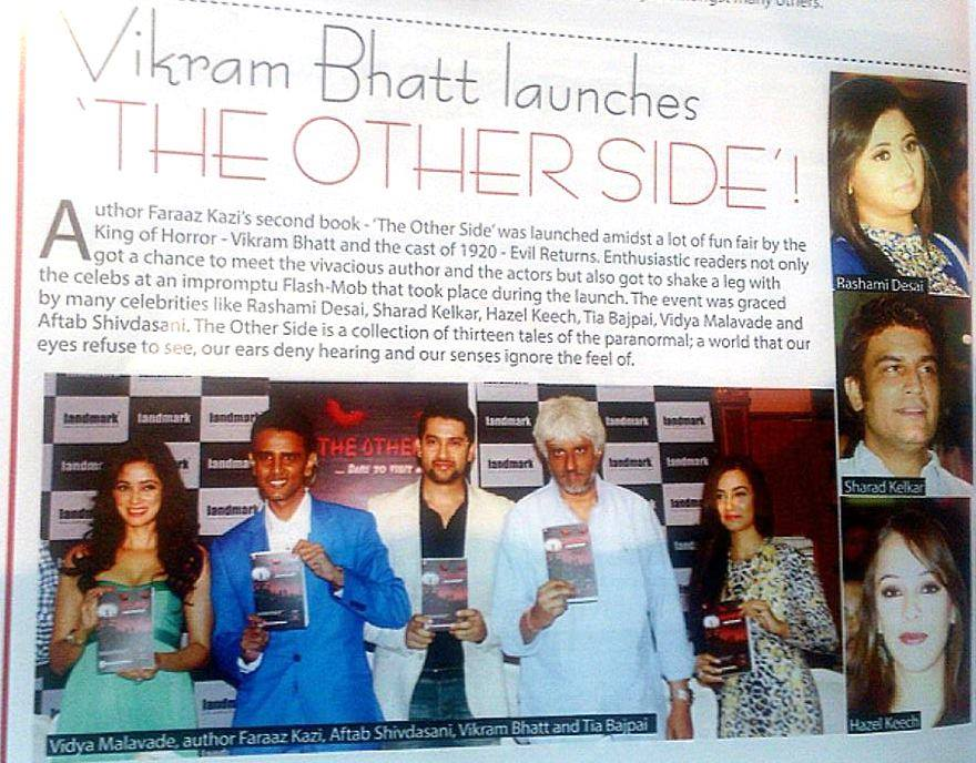 The Other Side with Vikram Bhatt